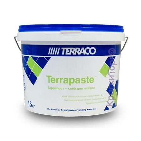 Клей пастообразный для плитки и мозаики Terraco Terrapaste / Террако Террапасте