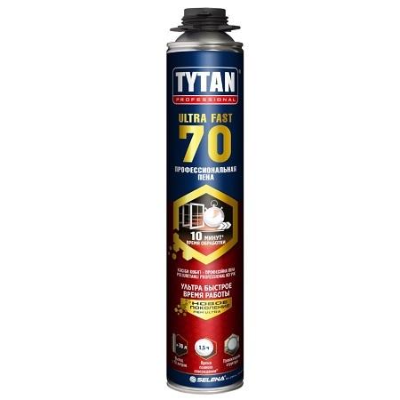 Пена профессиональная Tytan Professional Ultra Fast 70 / Титан