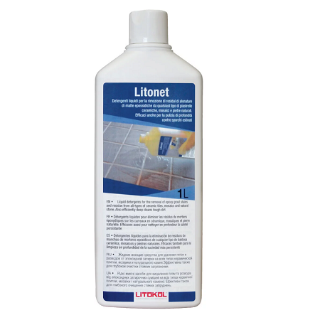 Средство жидкое чистящее Litokol Litonet / Литокол Литонет