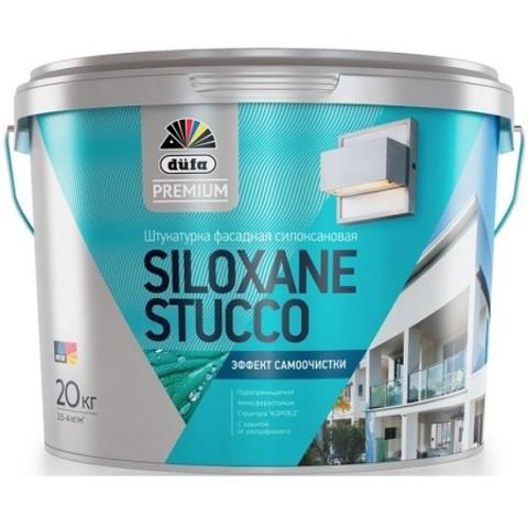 Штукатурка декоративная Dufa Premium Siloxane Stucco / Дюфа Премиум Силоксан Стукко