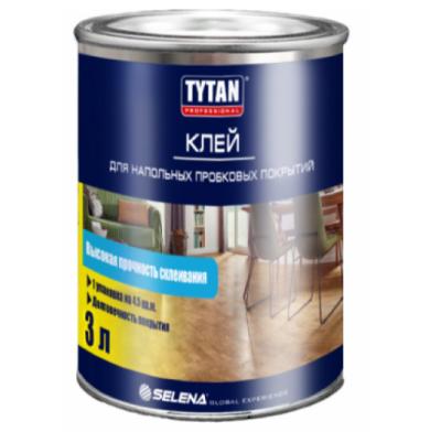 Клей для напольных пробковых покрытий Tytan Professional / Титан