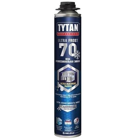 Пена профессиональная Tytan Professional Ultra Frost 70 / Титан