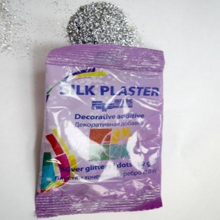 Блестки для жидких обоев Silk Plaster / Силк Пластер
