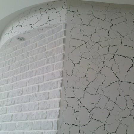 Эффект потрескавшегося покрытия Vincent Decor Decorum Vernis Craquelure / Винсент Декор