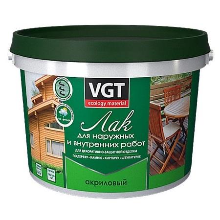 Лак универсальный VGT / ВГТ матовый
