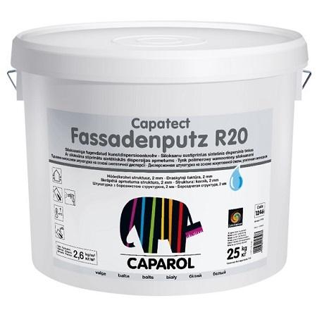 Штукатурка структурная Caparol Fassadenputz K / Капарол Фасаденпутц К