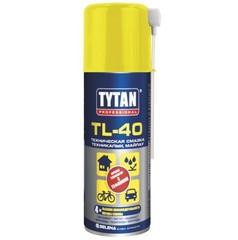 Техническая смазка-аэрозоль Tytan Professional TL-40 / Титан Профессионал
