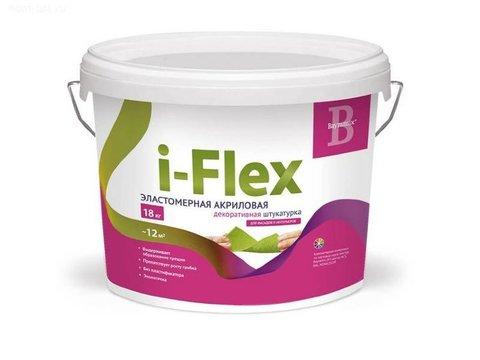 Штукатурка декоративная Bayramix i-Flex/ Байрамикс АйФлекс