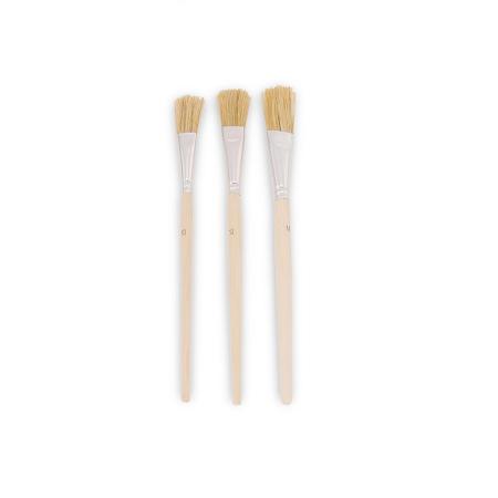 Набор кистей Color Expert / Колор Эксперт 82610227 деревянная ручка 3 шт