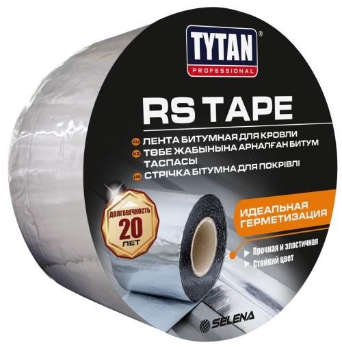 Лента для кровли битумная Tytan Professional RS TAPE / Титан Профессионал