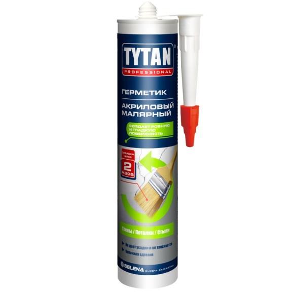 Герметик акриловый малярный Tytan Professional / Титан Профессионал