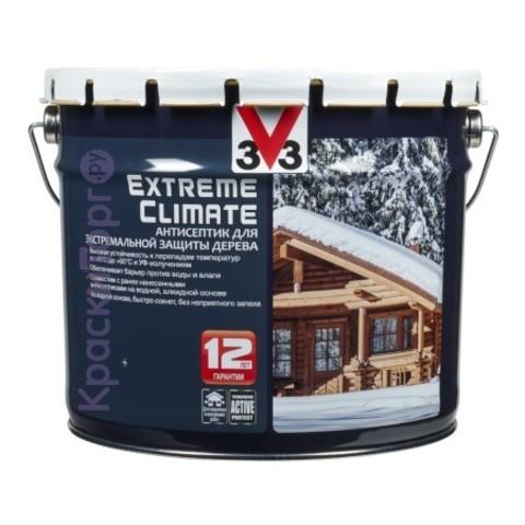 Антисептик для экстремальной защиты древесины V33 Extreme Climate / Экстрим Климат