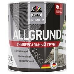 Грунт универсальный, высокоадгезионный Dufa Premium Allgrund / Дюфа премиум Аллгрунд