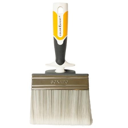Кисть макловица для лаков на водной основе Color Expert / Колор Эксперт пластиковая ручка