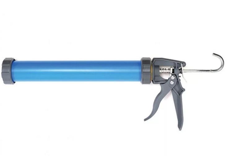 Пистолет для герметика пластиковый MidiFow Combi / Мидифау Комби 600 мл