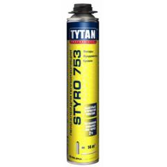 Пено-клей для наружной теплоизоляции Tytan Professional Styro 753 / Титан