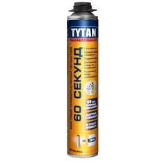 Пено-клей многоцелевой Tytan Professional / Титан Профессионал 60 Секунд