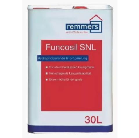 Пропитка гидрофобизирующая Remmers Funcosil SNL / Реммерс