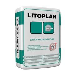 Штукатурный цементный состав Litokol Litoplan / Литокол Литоплан