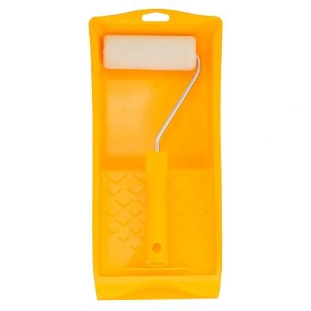 Набор мини валик с ручкой, ванночка Color Expert Top / Колор Эксперт велюр 86933002