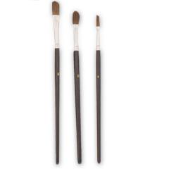 Набор кистей Color Expert / Колор Эксперт 82610627 пластиковая ручка 3 шт