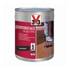 Масло декоративное для фасадов и террас V33 / В33