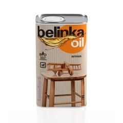 Масло с воском для древесины внутри помещений Belinka Oil Interier / Белинка Ойл Интериер