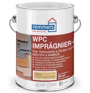 Масло для террас Remmers WPC-Imprägnier-Öl / Реммерс