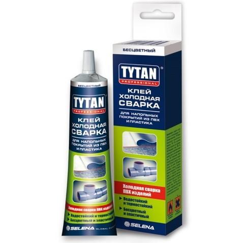 Холодная сварка, клей для ПВХ Tytan Professional / Титан