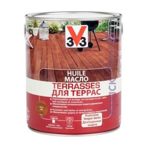 Масло для террас V33 / В33