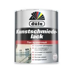 Лак кузнечный черный Dufa Kunstschmiedelack / Дюфа Кунстшмиделак